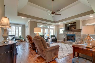 Dickson Single Family Home For Sale: 520 Country Club Drive