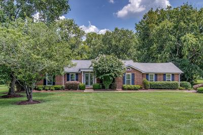 Brentwood Single Family Home For Sale: 1508 Covington Dr