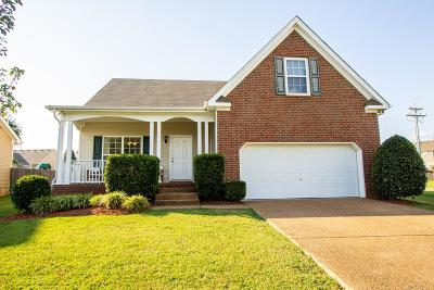 Spring Hill  Single Family Home For Sale: 2266 Dewey Dr