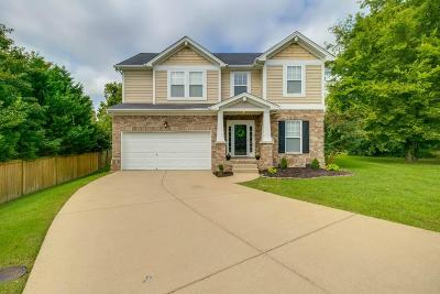Single Family Home For Sale: 2033 Hidden Cove Rd