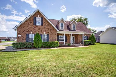 Murfreesboro Single Family Home For Sale: 1707 Antebellum Dr