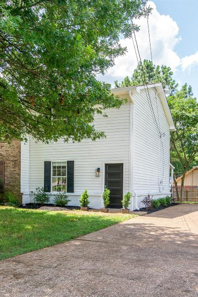 Hermitage Single Family Home Active Under Contract: 700 Mercer Dr
