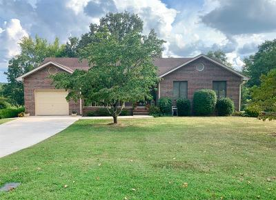 Franklin County Single Family Home For Sale: 105 Hickory Hill Dr