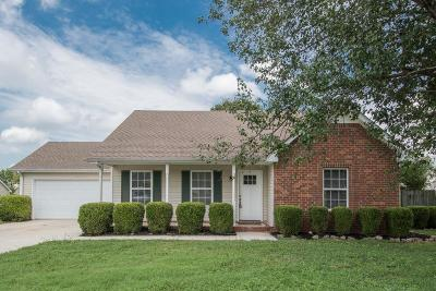 Murfreesboro Single Family Home For Sale: 2906 Weybridge Dr