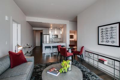 Nashville TN Condo/Townhouse For Sale: $960,000