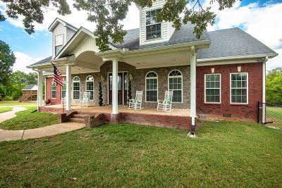 Murfreesboro Single Family Home For Sale: 1125 Coleman Rd