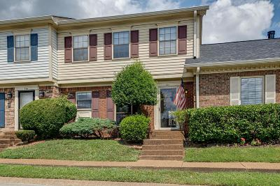 Brentwood Condo/Townhouse Active Under Contract: 711 Brentwood Pt