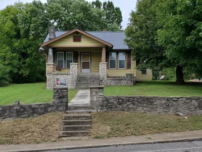 Columbia  Single Family Home For Sale: 615 E 7th St