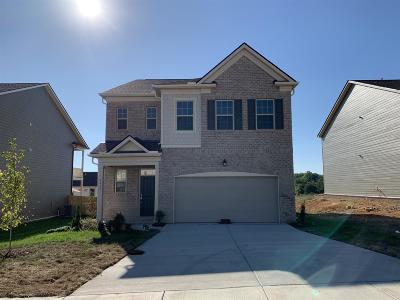 Spring Hill  Single Family Home Active Under Contract: 1015 Lonergan Circle #74