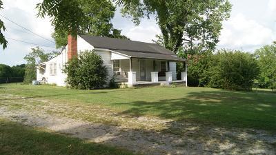 Mount Juliet Single Family Home For Sale: 1342 Harkreader Rd