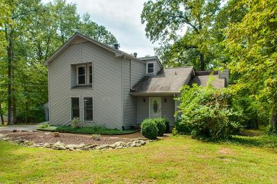Kingston Springs Single Family Home Active Under Contract: 213 Harpeth View Trl