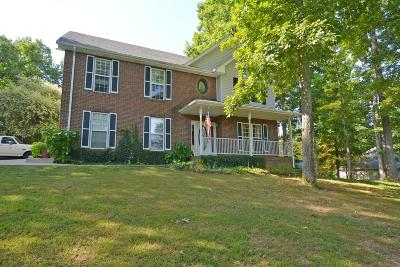 Woodlawn Single Family Home For Sale: 3869 Lake Rd
