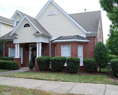 Franklin Single Family Home For Sale: 1413 Decatur Circle