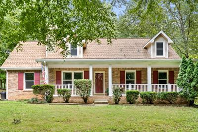 Woodlawn Single Family Home Active Under Contract: 4749 Chester Harris Road