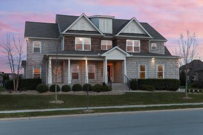 Murfreesboro Single Family Home Active Under Contract: 2005 Rolling Creek Dr