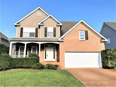 Thompsons Station  Rental For Rent: 1370 Saybrook Crossing