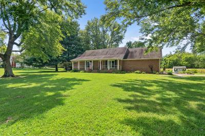 Springfield Single Family Home Active Under Contract: 5338 New Chapel Rd