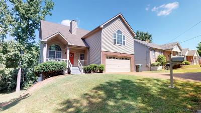 Hermitage Single Family Home For Sale: 1048 Tulip Grove Rd