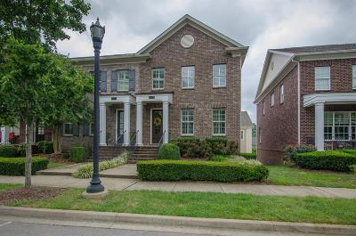 Franklin Condo/Townhouse For Sale: 2328 Clare Park Dr