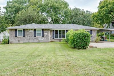 Nashville Single Family Home For Sale: 179 McCall St