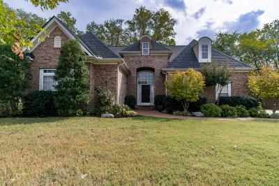 Spring Hill  Single Family Home For Sale: 2016 Morton Drive