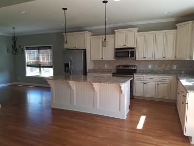 Spring Hill  Single Family Home For Sale: 1002 Foust Court