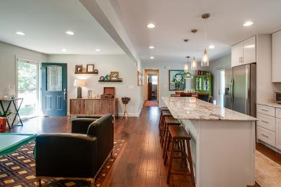 Nashville Single Family Home Active Under Contract: 210 Wauford Dr