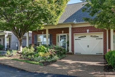 Franklin Single Family Home Active Under Contract: 1867 Brentwood Pointe