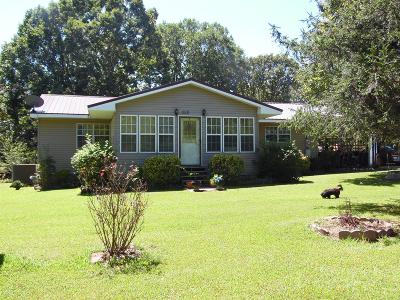 Hohenwald Single Family Home For Sale: 228 Reeves Road