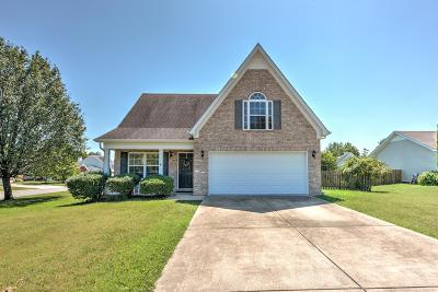 Spring Hill  Single Family Home Active Under Contract: 2117 Burgess Ln