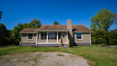 Greenbrier Single Family Home For Sale: 2626 S Mount Pleasant Rd