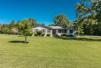 Hermitage Single Family Home For Sale: 5502 S New Hope Rd