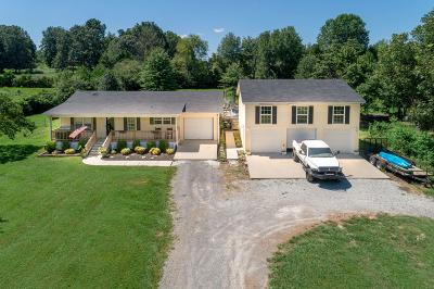 Franklin County Single Family Home Active Under Contract: 12575 Old Tullahoma Rd