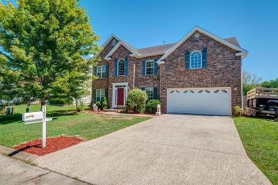 Spring Hill  Single Family Home Active Under Contract: 1421 Weston Ln
