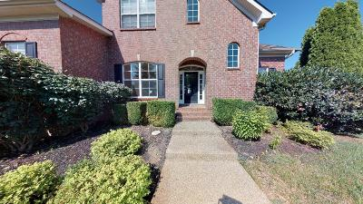 Spring Hill  Single Family Home For Sale: 1034 St Hubbins Dr
