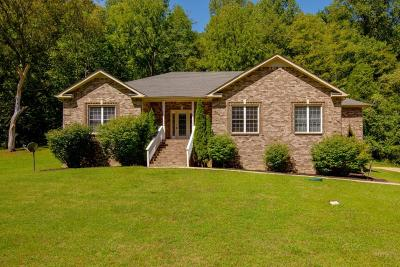 Ashland City Single Family Home For Sale: 1409 Lost Hollow Ln