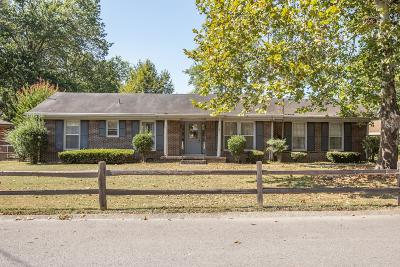 Nashville Single Family Home For Sale: 8008 Stallion Ct.