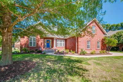 Thompsons Station Single Family Home Active Under Contract: 2659 Churchill Dr