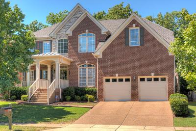 Nolensville Single Family Home For Sale: 2029 Pulley Pl