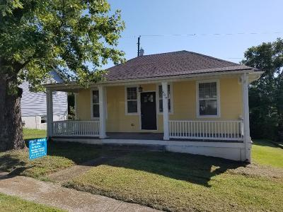 Old Hickory Single Family Home For Sale: 609 Lawrence St