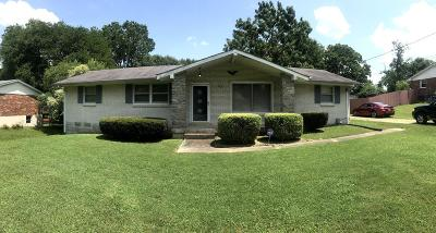 Hendersonville Single Family Home Active Under Contract: 212 Elnora Dr