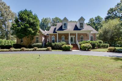 Franklin County Single Family Home Active Under Contract: 2552 Rock Creek Rd