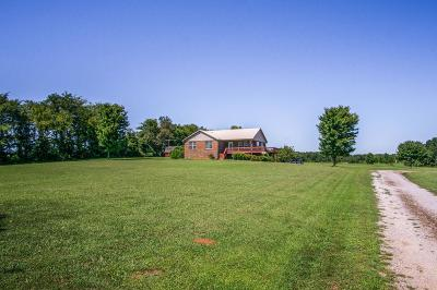 Franklin County Single Family Home Active Under Contract: 901 Spur Rd