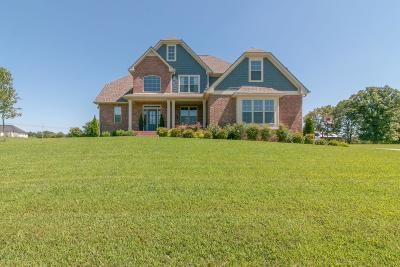 Clarksville Single Family Home For Sale: 1005 Felts Drive