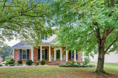 Hermitage Single Family Home For Sale: 612 Old Lebanon Dirt Rd