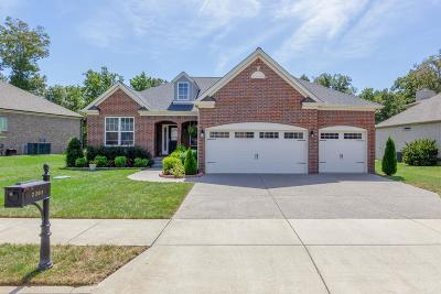 Hermitage Single Family Home For Sale: 2201 Arbor Pointe Way
