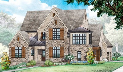 College Grove Single Family Home For Sale: 8626 Belladonna Dr (Lot 7044)