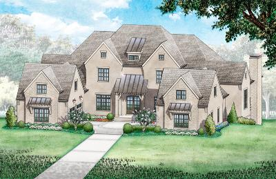 College Grove Single Family Home For Sale: 8614 Belladonna Dr (Lot 7047)