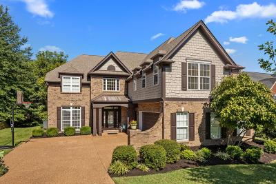 Brentwood Single Family Home Active Under Contract: 1499 Red Oak Dr