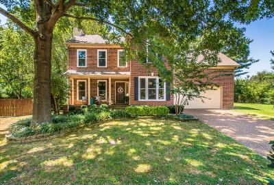 Franklin TN Single Family Home For Sale: $409,700